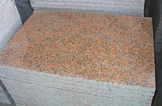 China Granite Tiles Granite Flooring Tiles G562 Maple Red Photos