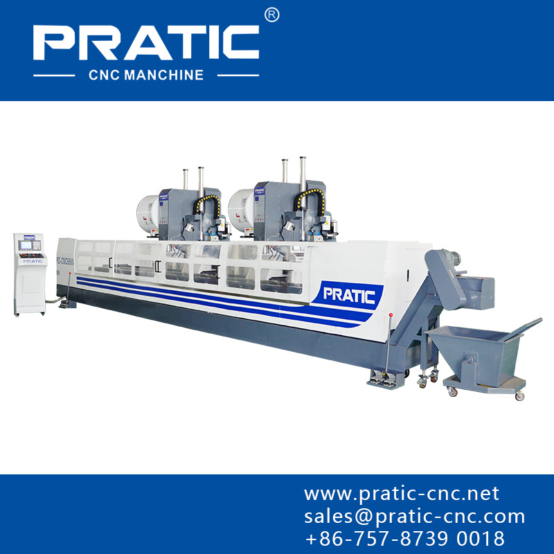 CNC Aluminum Window Structure Frame Milling Machinery-Pratic