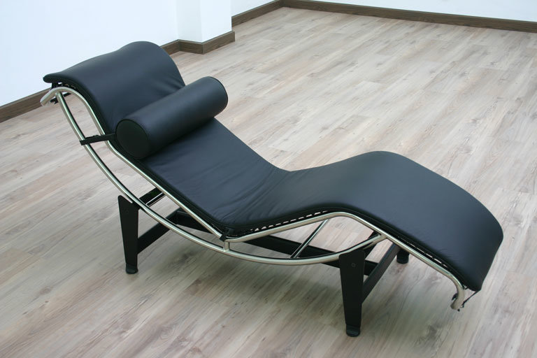 China le corbusier chaise lounge chair lc4 s005 china for Chaise corbusier