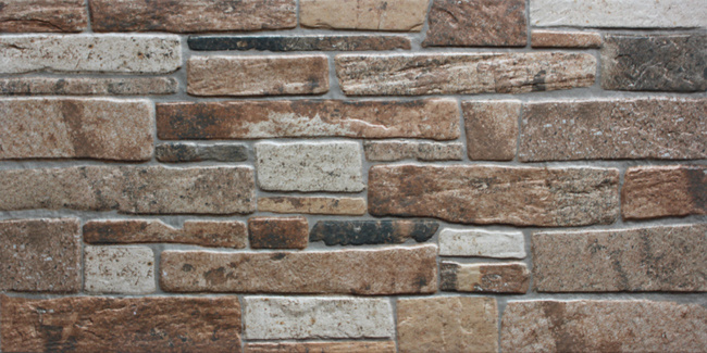China 300x600mm exterior wall tile natural stone design for Exterior wall tiles design india