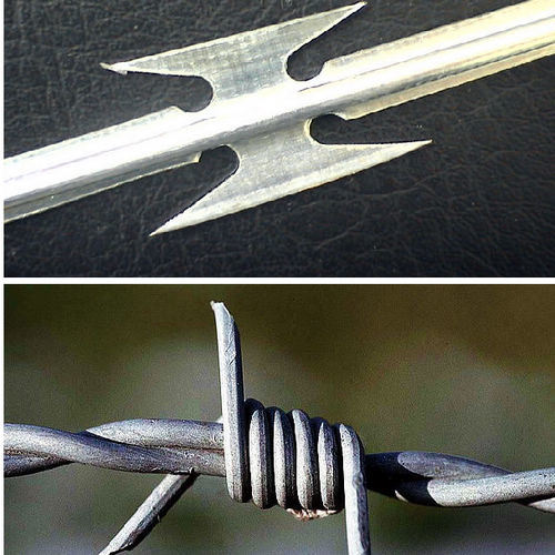 Razor wire related keywords long tail