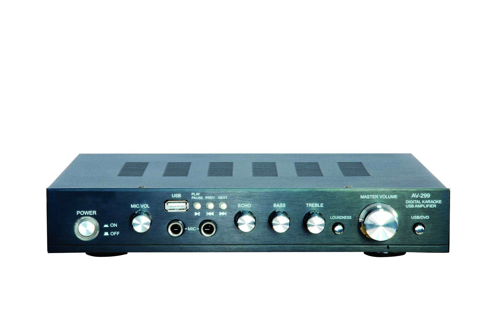 China Amplifier with USB AV-299 - China Digital Amplifier, Amplifier
