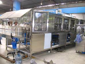 5 Gallon Water Bottling Equipment 5 Gallon Water Bottling Equipment 900b/H