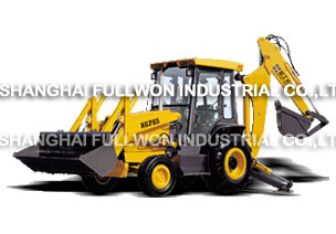 Backhoe - Loader(XG765)
