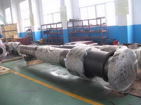 Forging Steam Turbine Shaft/Forged Hydro Turbine Shaft