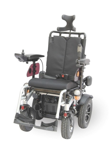 Newest Power Wheelchair With Taiwan Motor And Controller