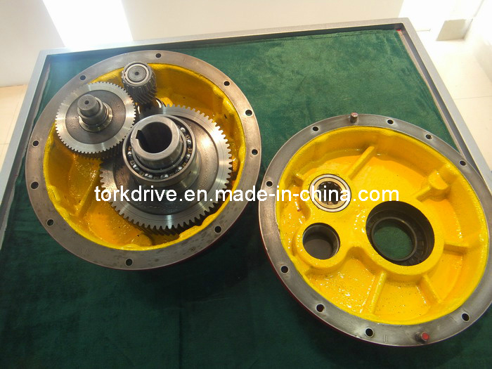 Shaft Mounted Gearbox/ Hanging Geared Motor