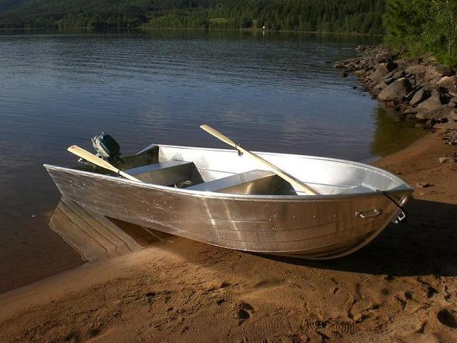 how to build a aluminium fishing boat
