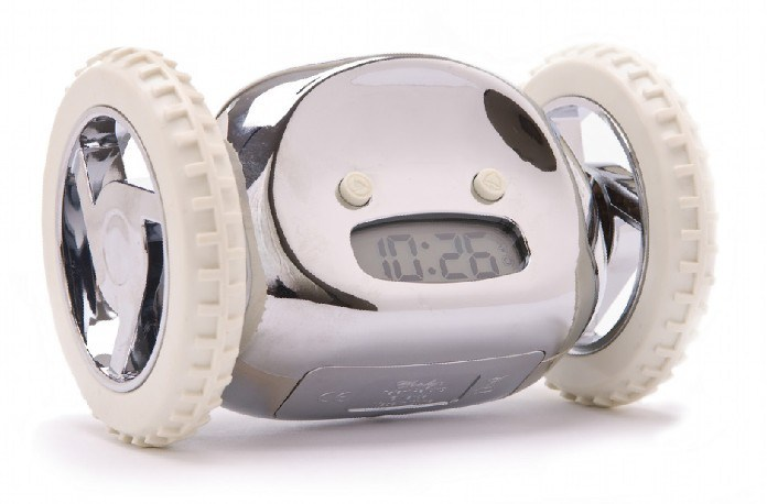 China Running Alarm Clock China Running Alarm Clock