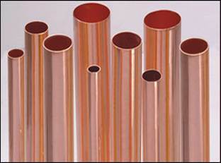 Straight Copper Pipe