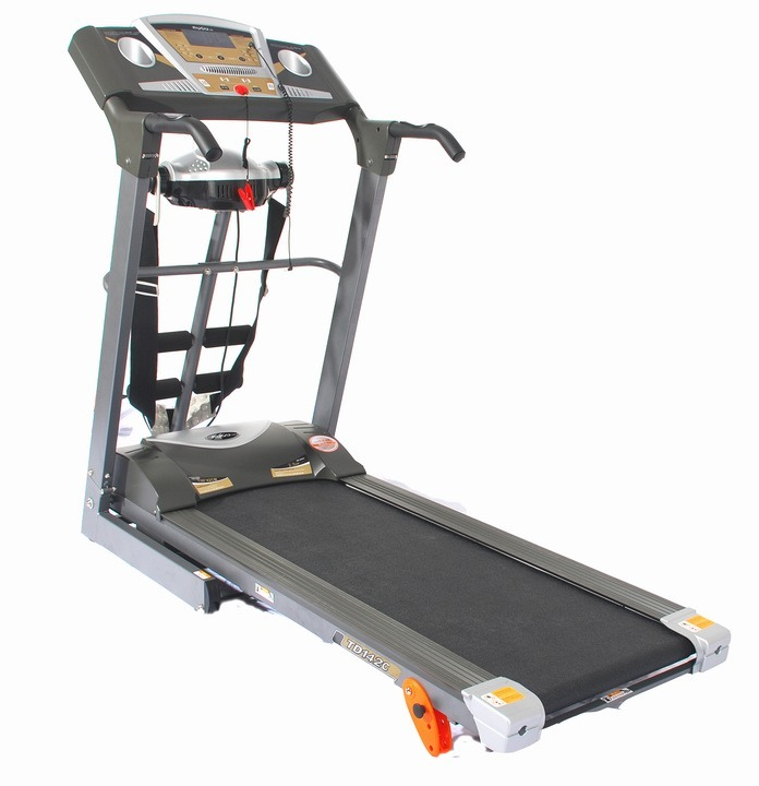 Non Motorized Treadmill Movement Is Created By The Child