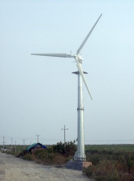 10kw Variable Pitch Wind Turbine Generator