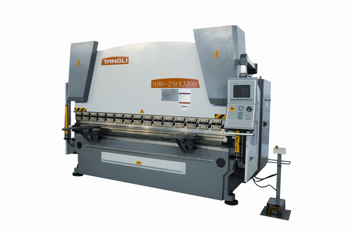 MB Series CNC Press Brake