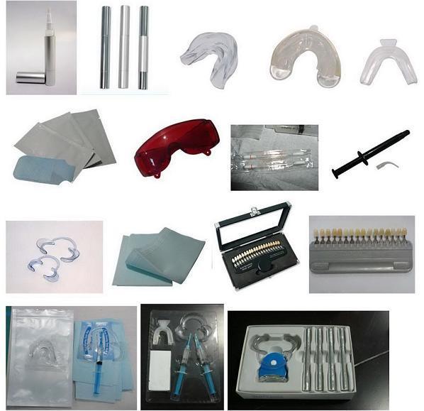 Teeth Whitening (Dental) Kits&Teeth Whitening Gel Silver Pen