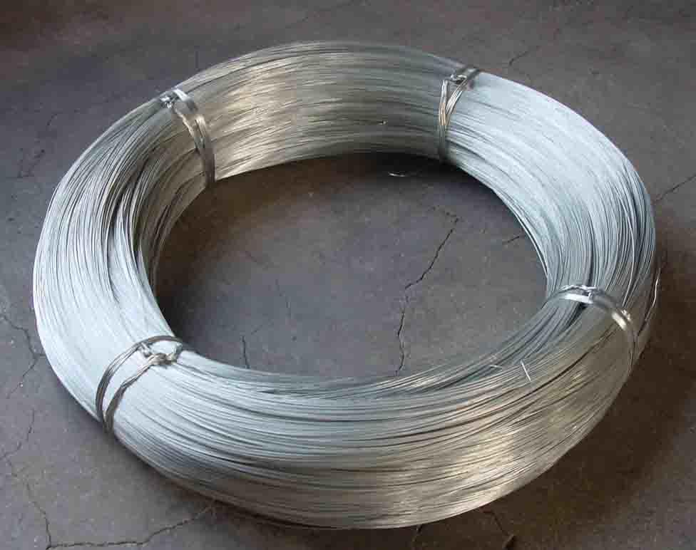 China galvanized steel wire