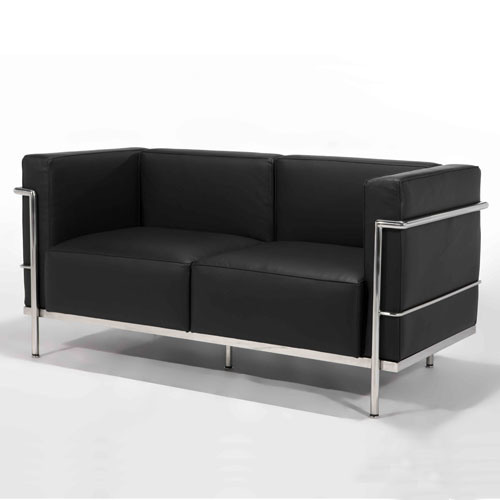 Le corbusier sofa npc de04 china leather sofa le for Le corbusier sofa