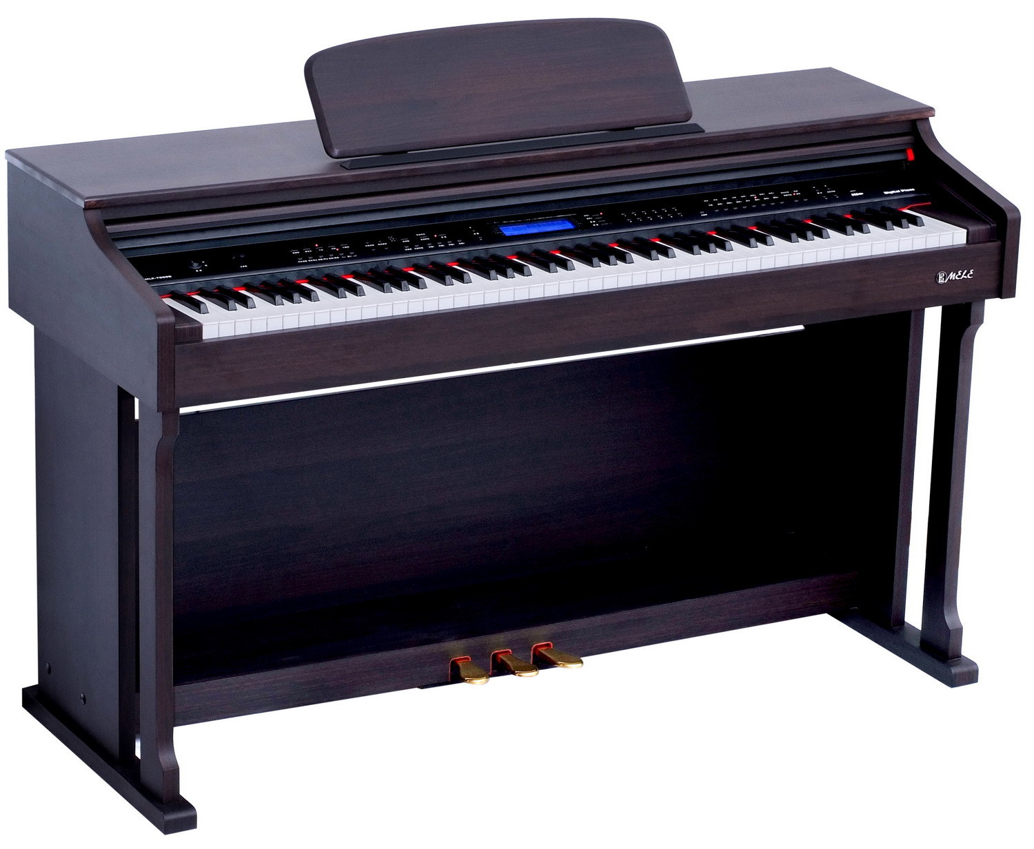Free Electric Piano Coloring Pages