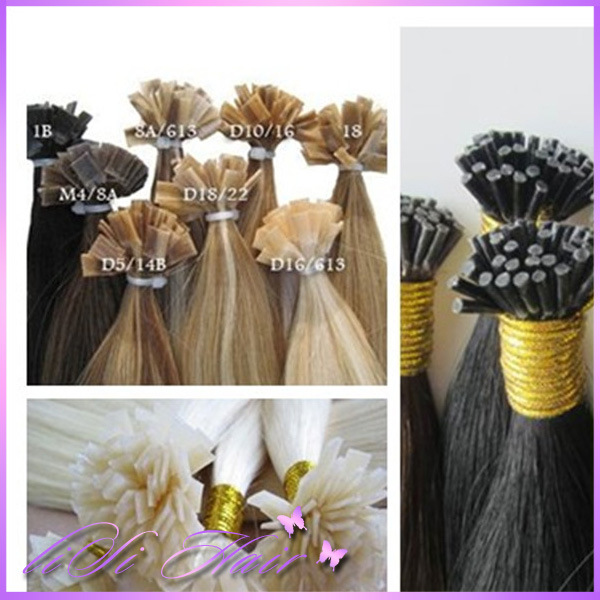 Hair Extension Bonded 103