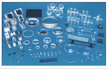 Optical Elements Such as Plastic Lenses