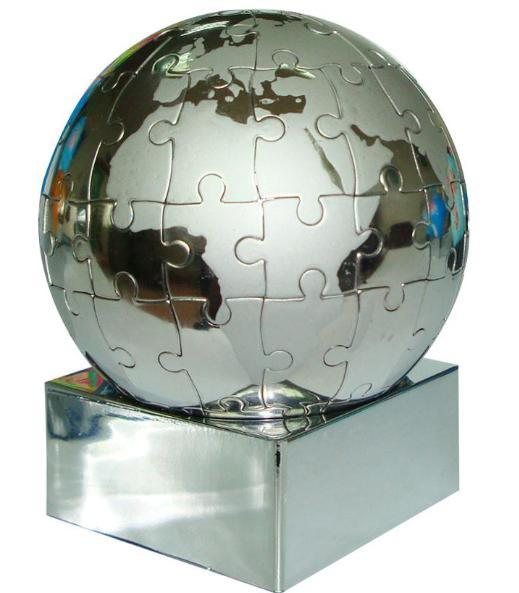 magnetic puzzle ball