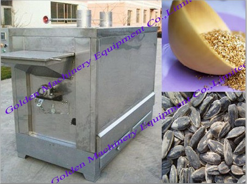 Nut Peanut Sesame Seeds Coffee Roaster Roasting Machine (WSGD)