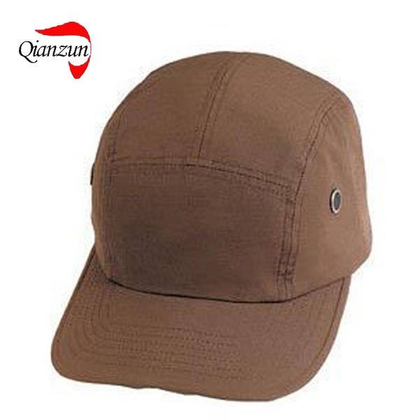 Plain Cotton Snapback Adjustable Supreme Camp Hats