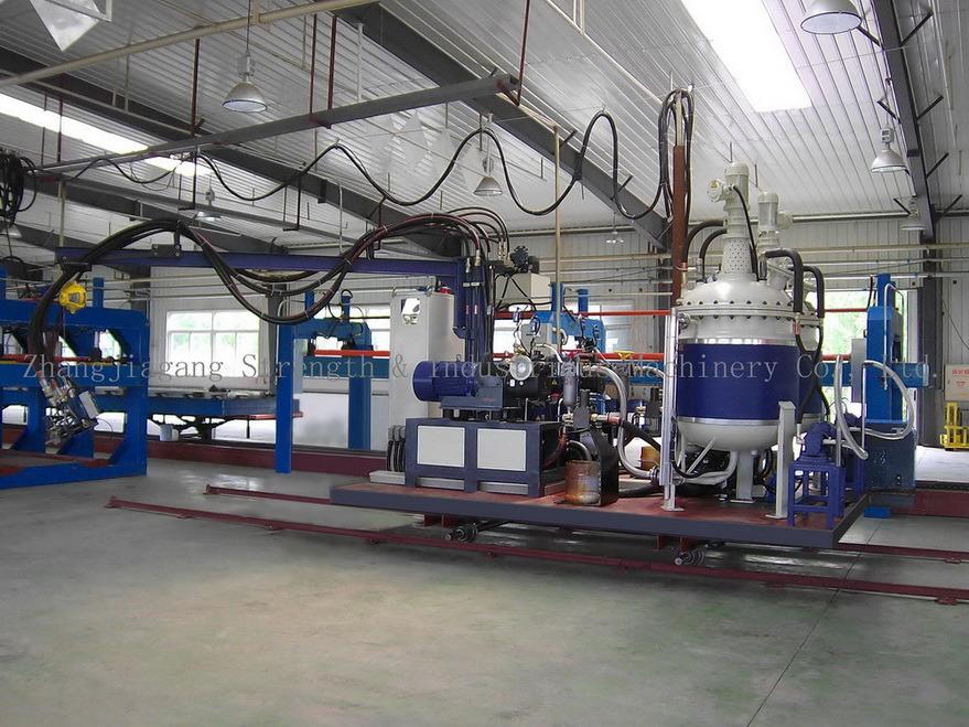 PU High Pressure Foaming Machine (HPM180)