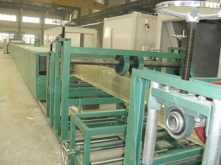 Continuous FRP Water Trough Auto Production Line (LR-1830H360)