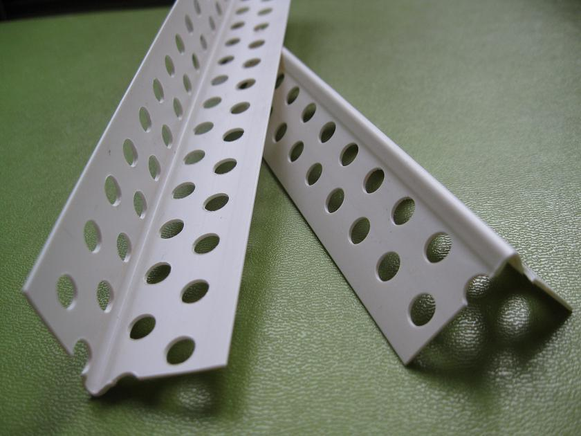 J Bead Corner Bead : China corner bead drywall plastic