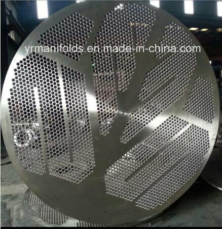 Manifolds Flange Plate for Booster Set