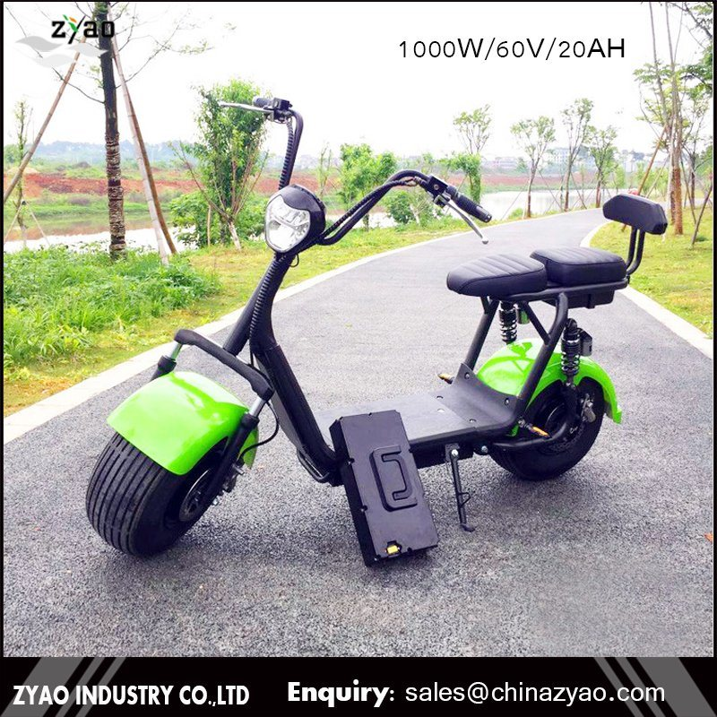Mag Citycoco Scooter 1 Years Warranty 2017 The Most Fashionable Citycoco 2 Wheel Adults Electric Scooter
