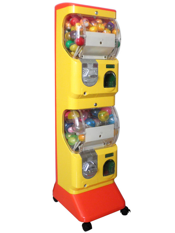 Tomy Gacha Style Toy Capsule Vending Machine G1 (TR554)
