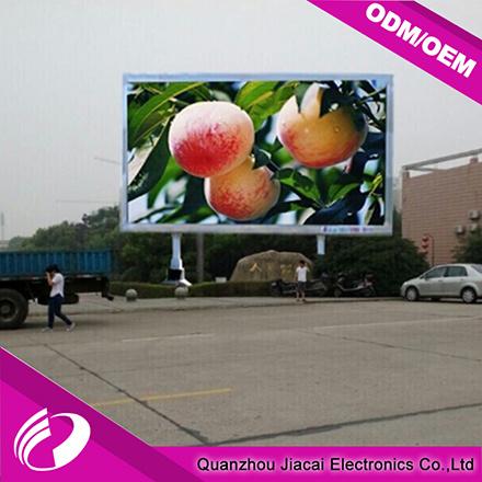 P6 Outdoor Full Color Football Stadium Digital LED Billboard