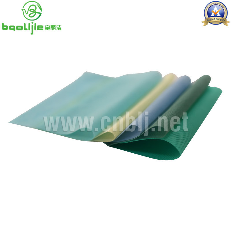 Direct Manufacturer Disposable Hygienic PP Spunbond Nonwoven Fabric