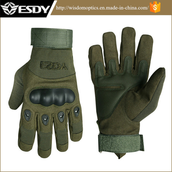 Outdoor Sports Full Finger Military Tactical Airsoft Cycling Protective Gloves