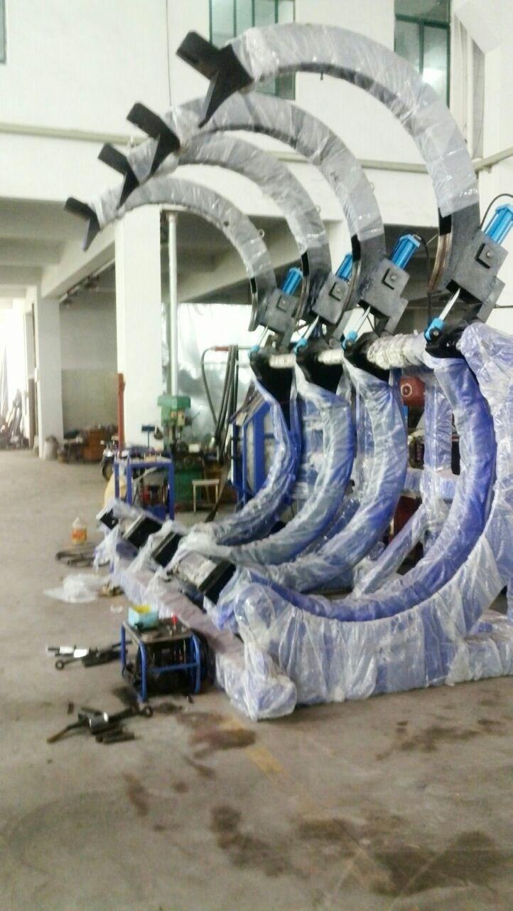 Plastic Pipeline Welding Machine (BRDH-1600, Hydraulic)