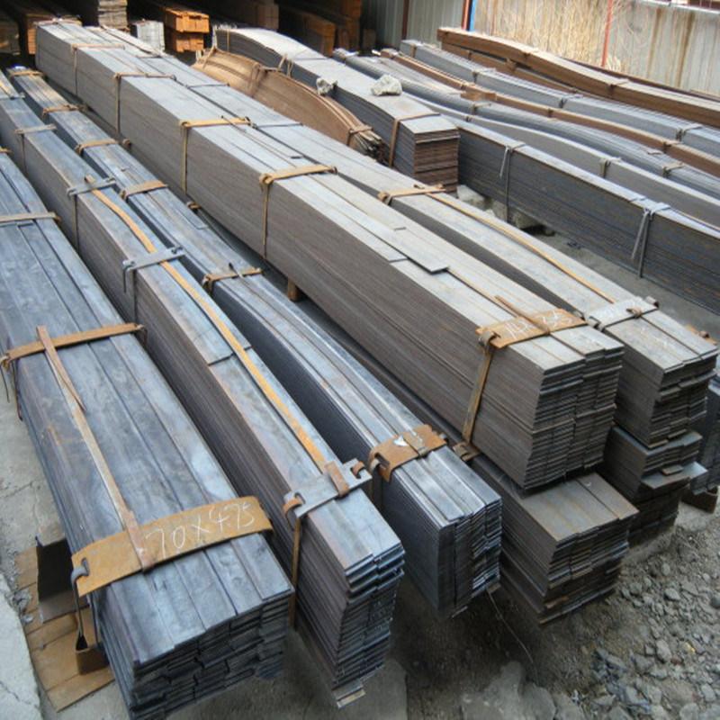 Hot Dipped Galvanized Steel Flat Bar