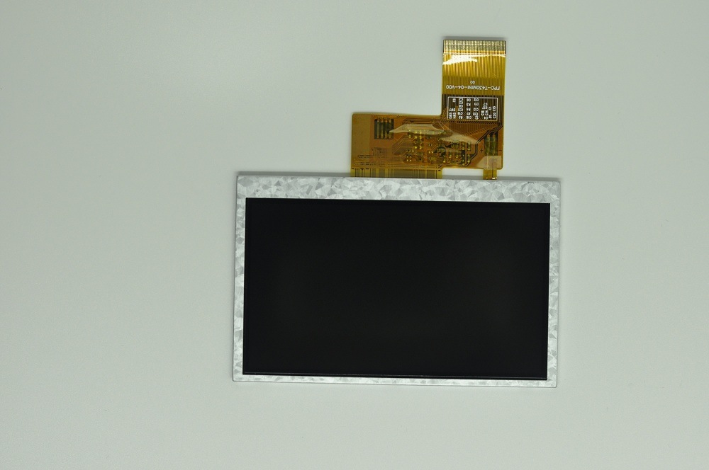 for Innolux 4.3 Inch 480X272 LCD Module 250CD/M2 LCD Display