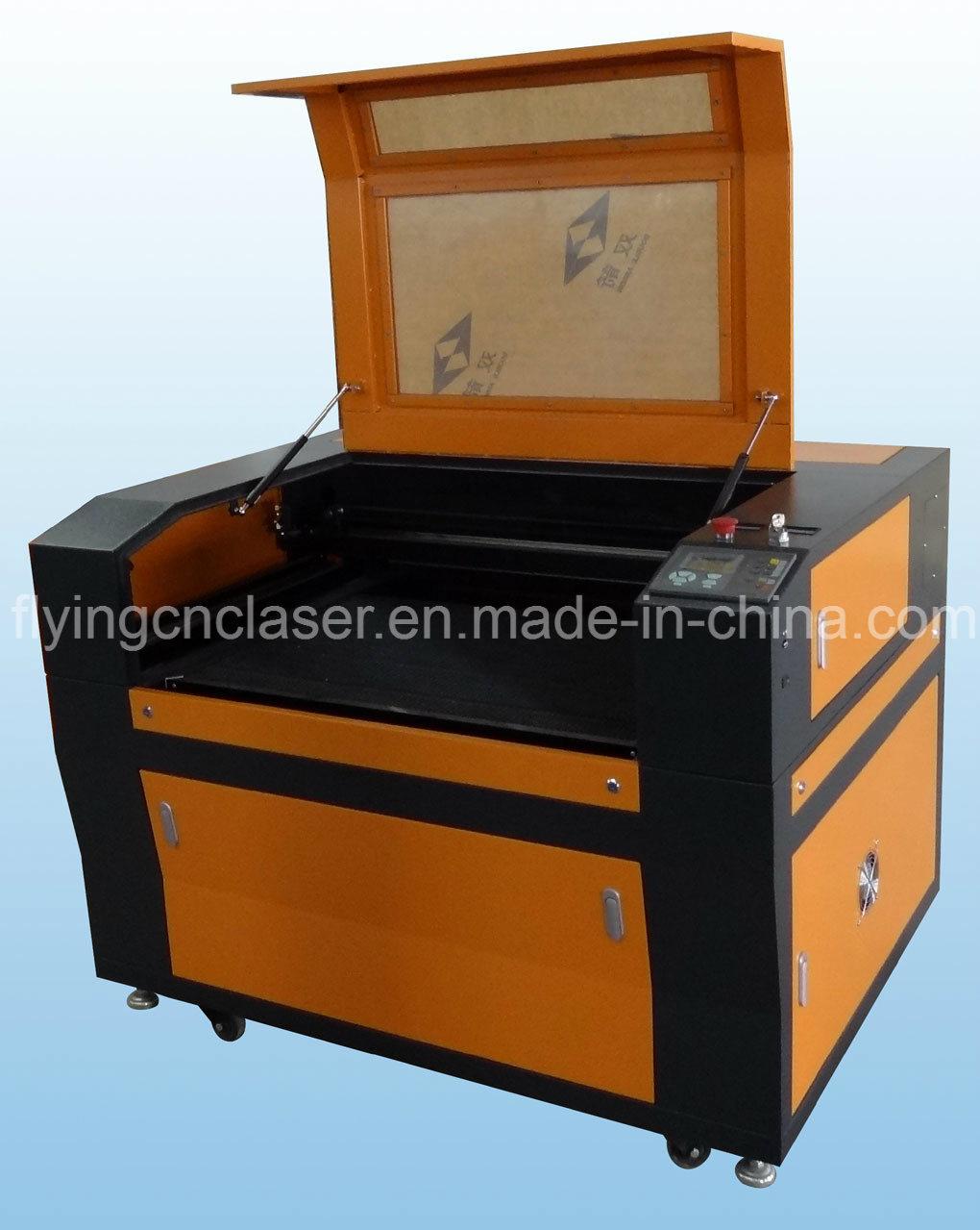 Flc9060 CNC Laser Cutting and Laser Engraving Machine