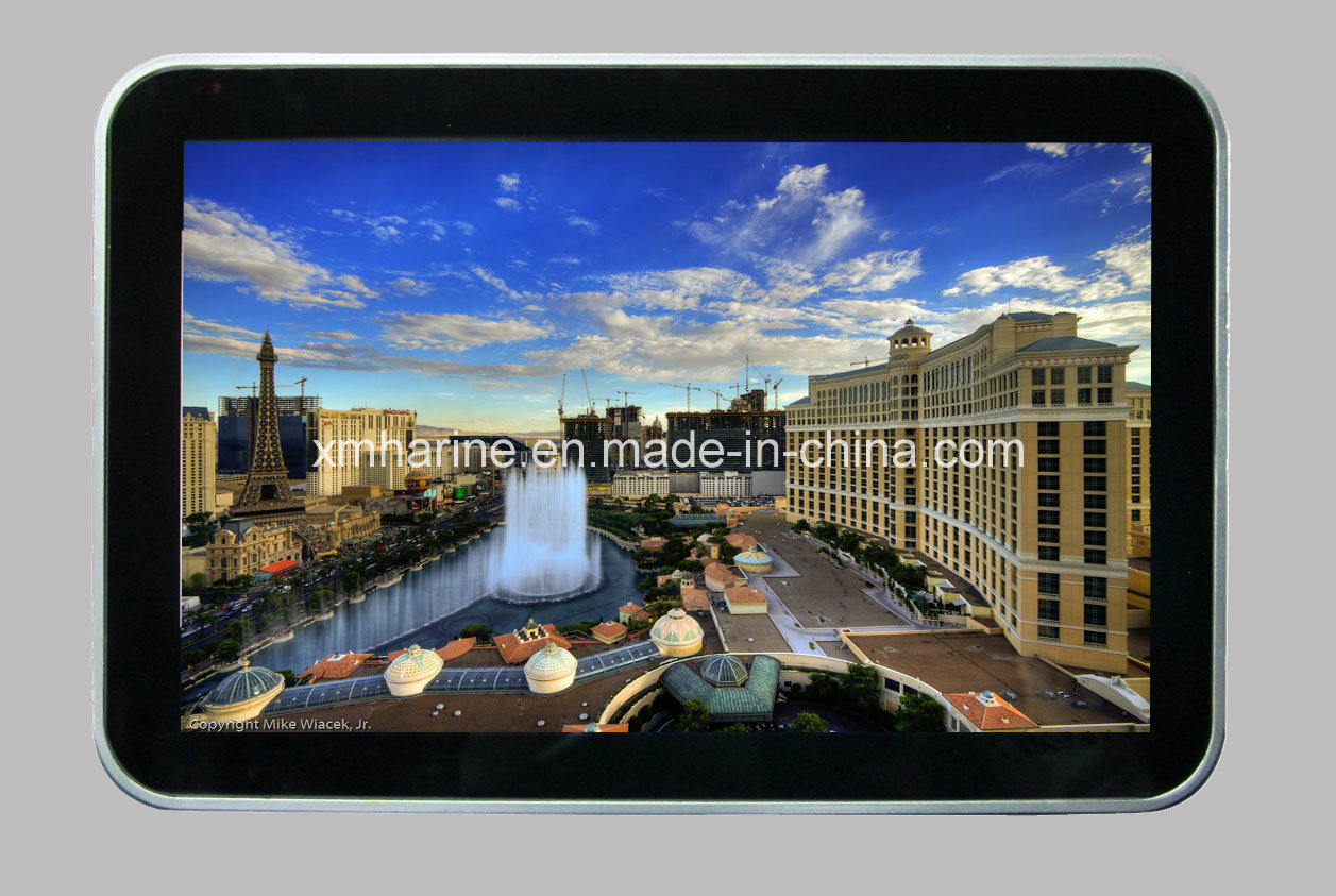 LCD Monitor Video Media Player for Advertising