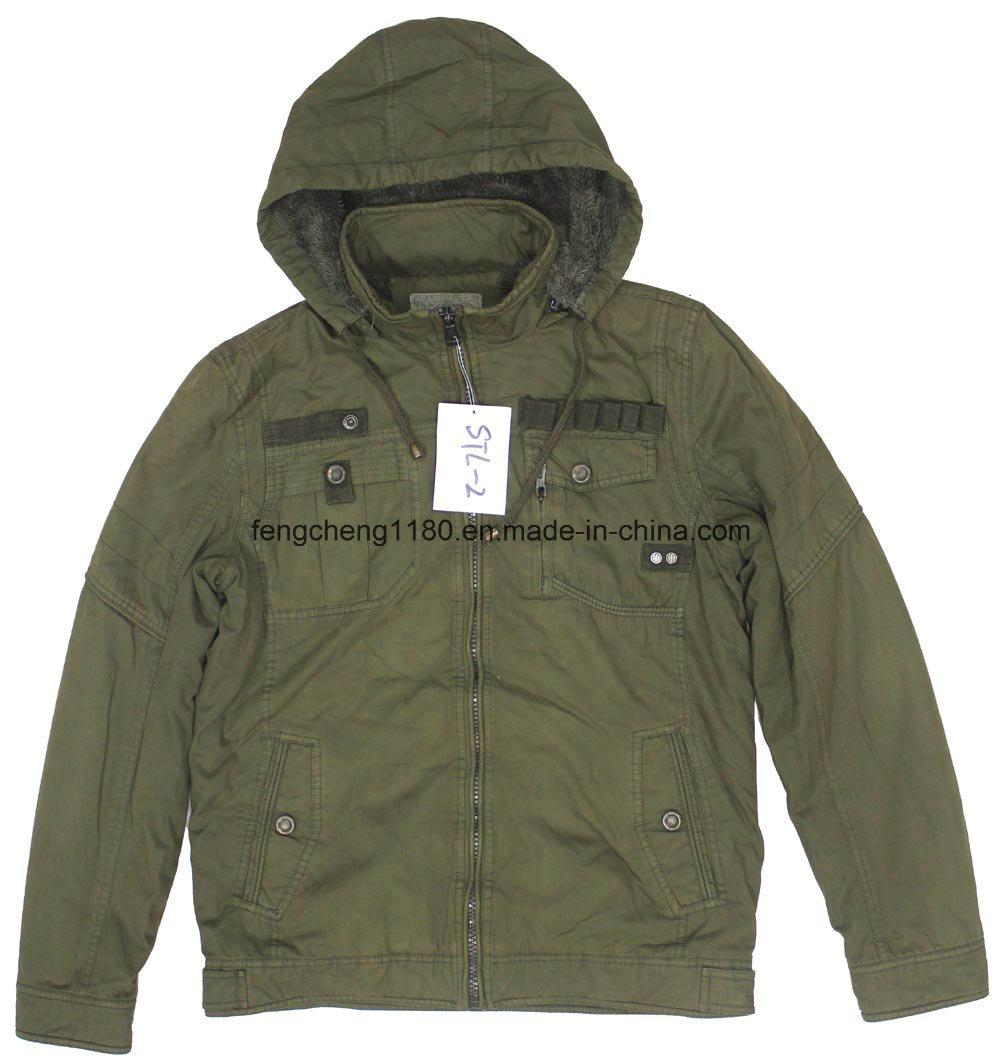 Spring/Autumn Jacket Cotton Washing /Garment Dyed