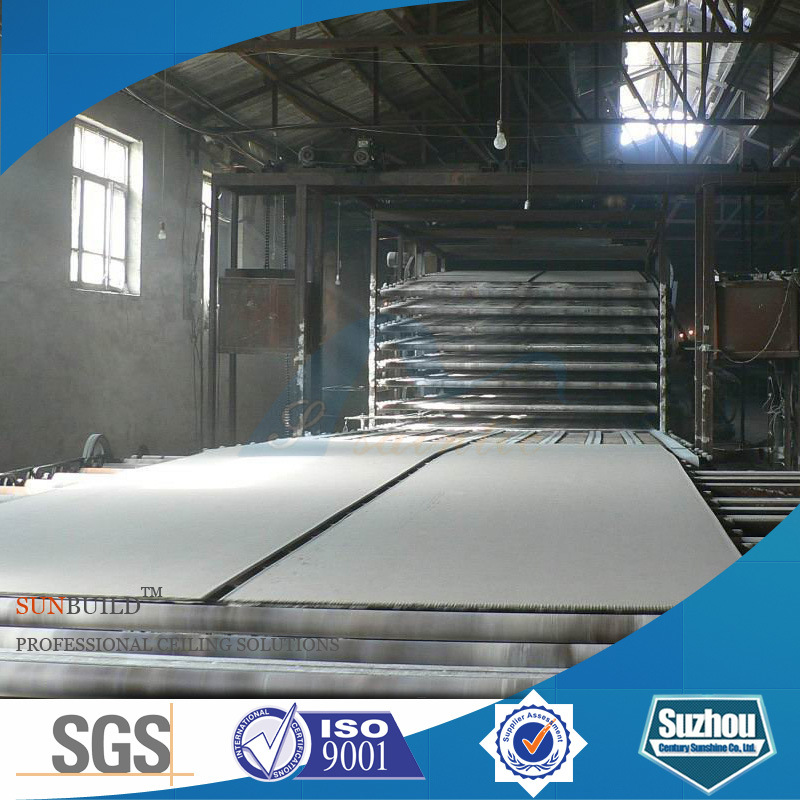 PVC Laminated Gypsum/Paper Faced (Plaster Wall) /Ceiling Gypsum Board
