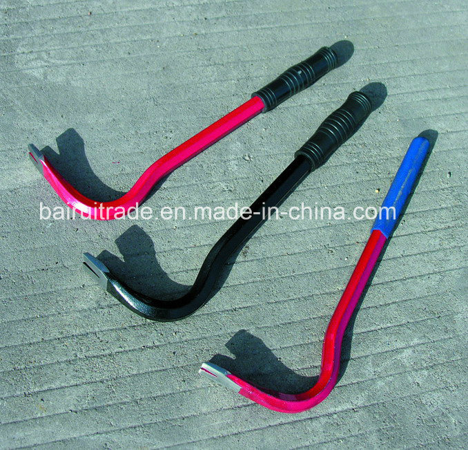 500 mm French Type Crow Bar Wrecking Bars for China