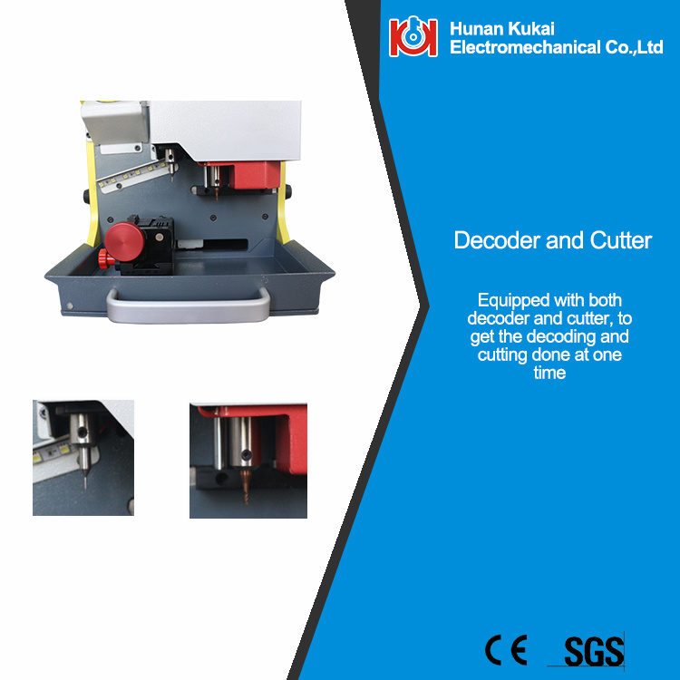 Fully Automatic Sec-E9 Key Cutting Machine Diagnostic Tool