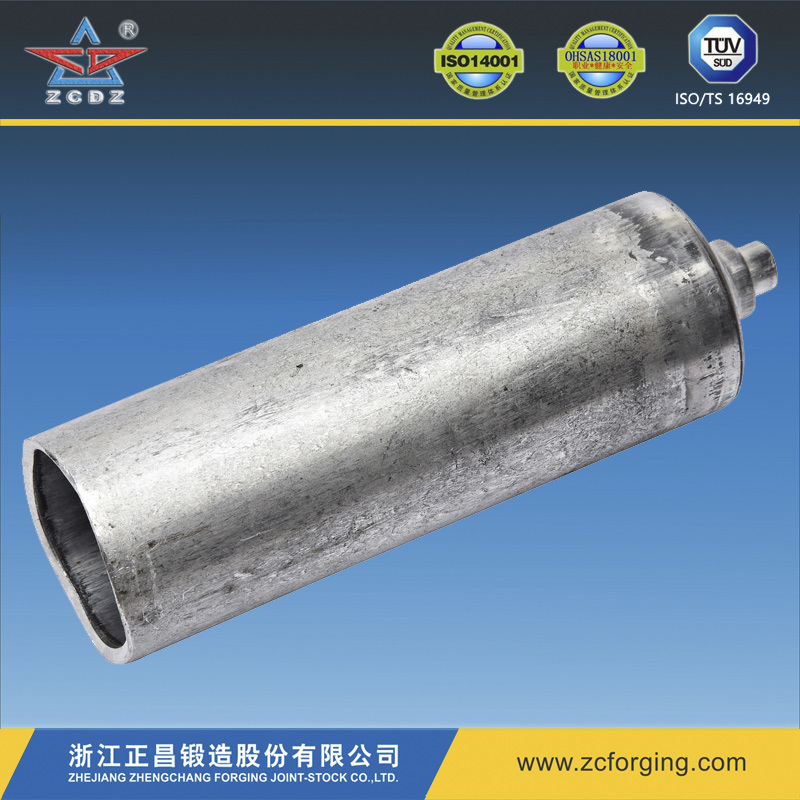 High Quality Aluminum Forging Extrusion with Industrial Compoent, Machinery