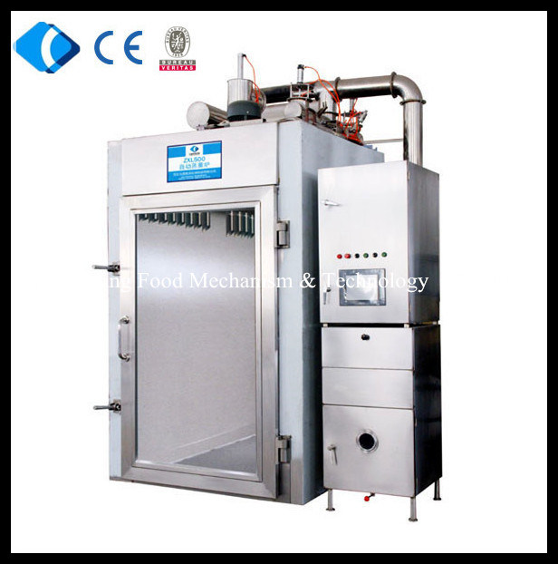 Chicken Turkey Food Smoking Machine