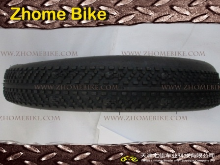 Bicycle Parts/Fat Bike Tire 26X4.0 26X4.8 29X4.0 Skull Tire Spider Tire/Studs Tire Zh15zt01
