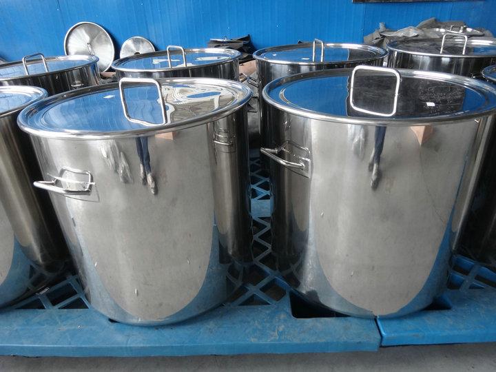 Beer Keg/15 Gallon Stainless Kettle/ Stainless Steel Kettle