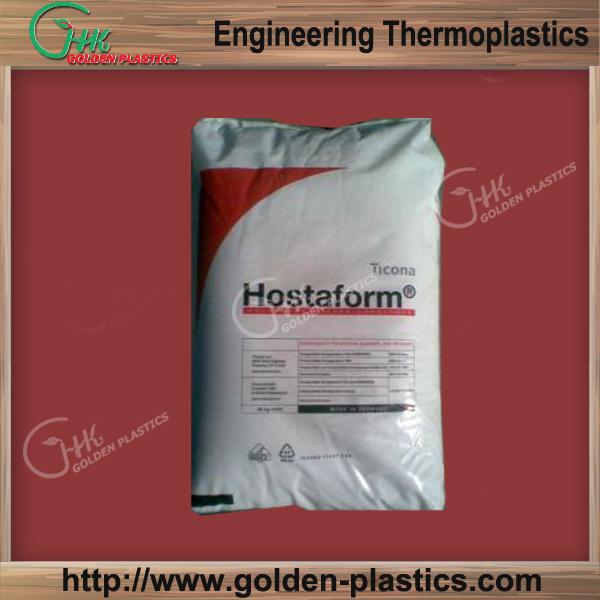 POM+Elastomer Toughhess Acetal Impact Hostaform S9063,