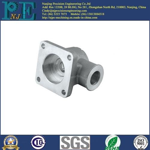 Customized Industrial Aluminium Alloy Gravity Die Casting Fittings